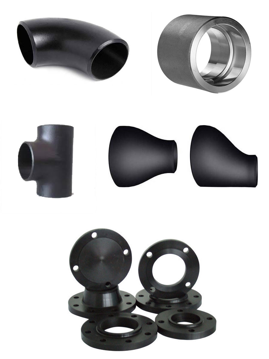 Pipe Fittings and Flange